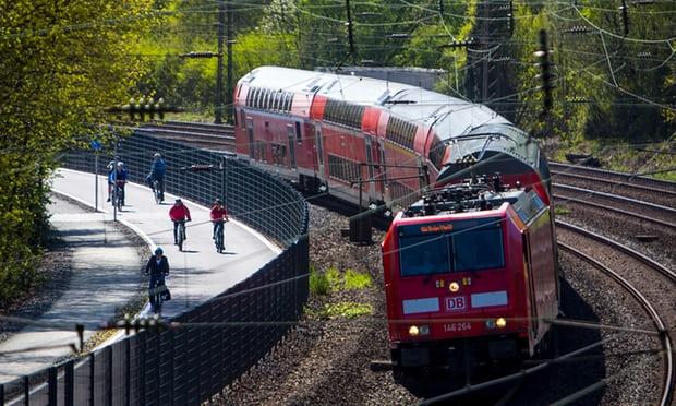 Almanya'da toplu taşıma