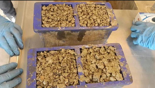 atık maddeden çimento