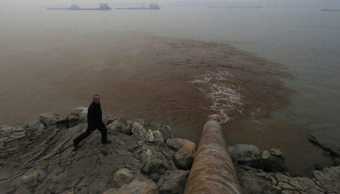 su kirliliği ile mücadele