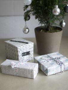 sıfır atık hediye paketi