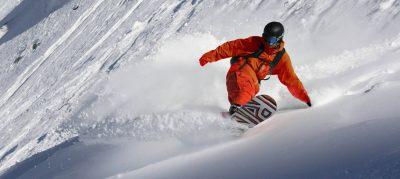 sıfır atık snowboard