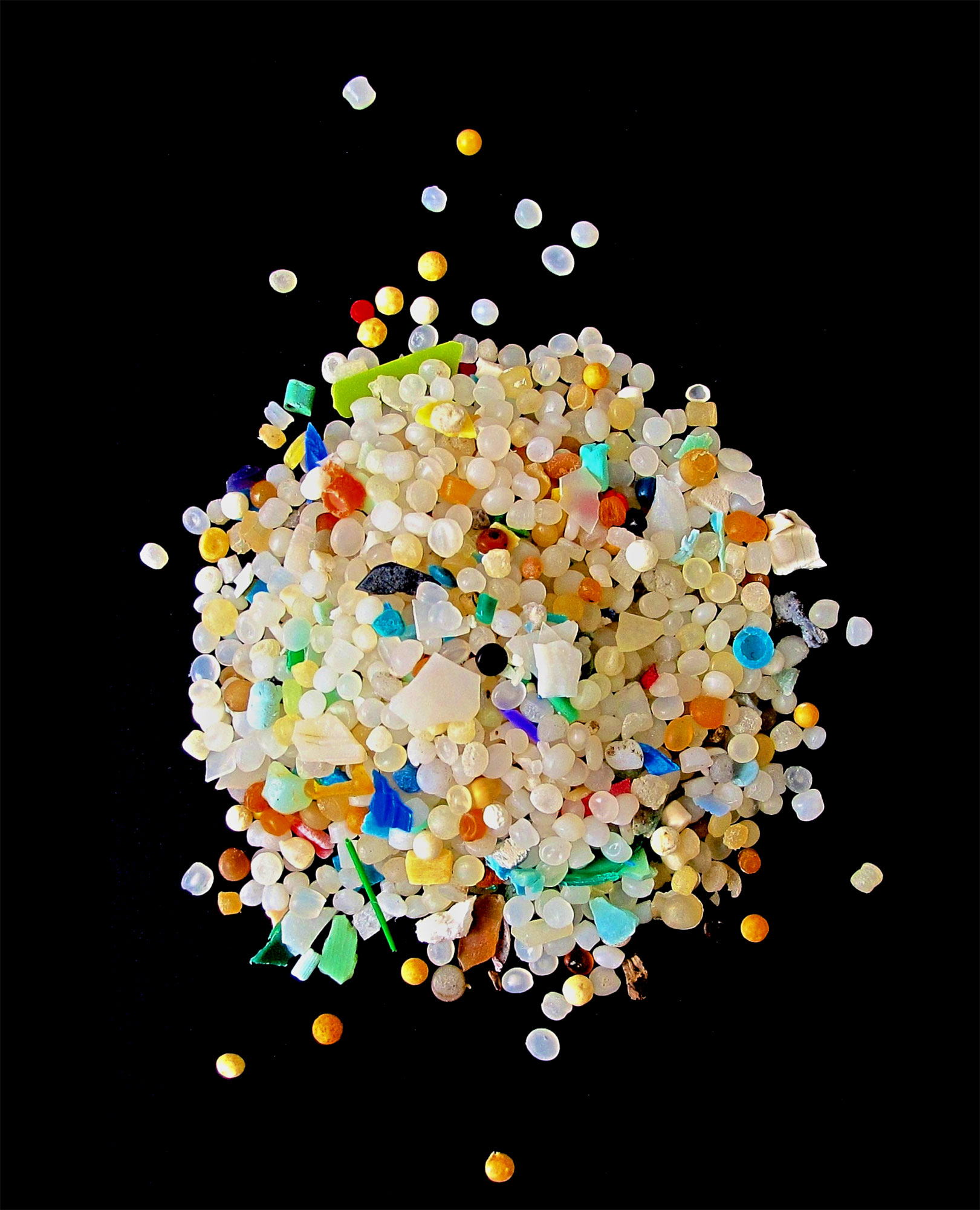 mikroplastikler