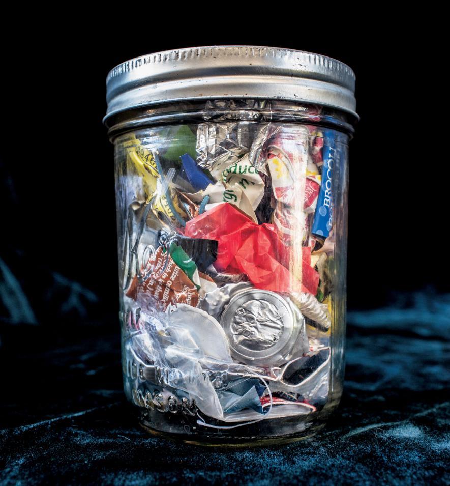 biyolojik plastik atık