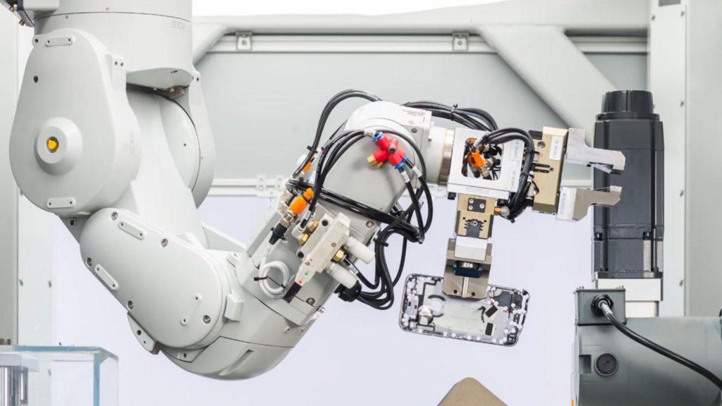 dönüşüm robotu
