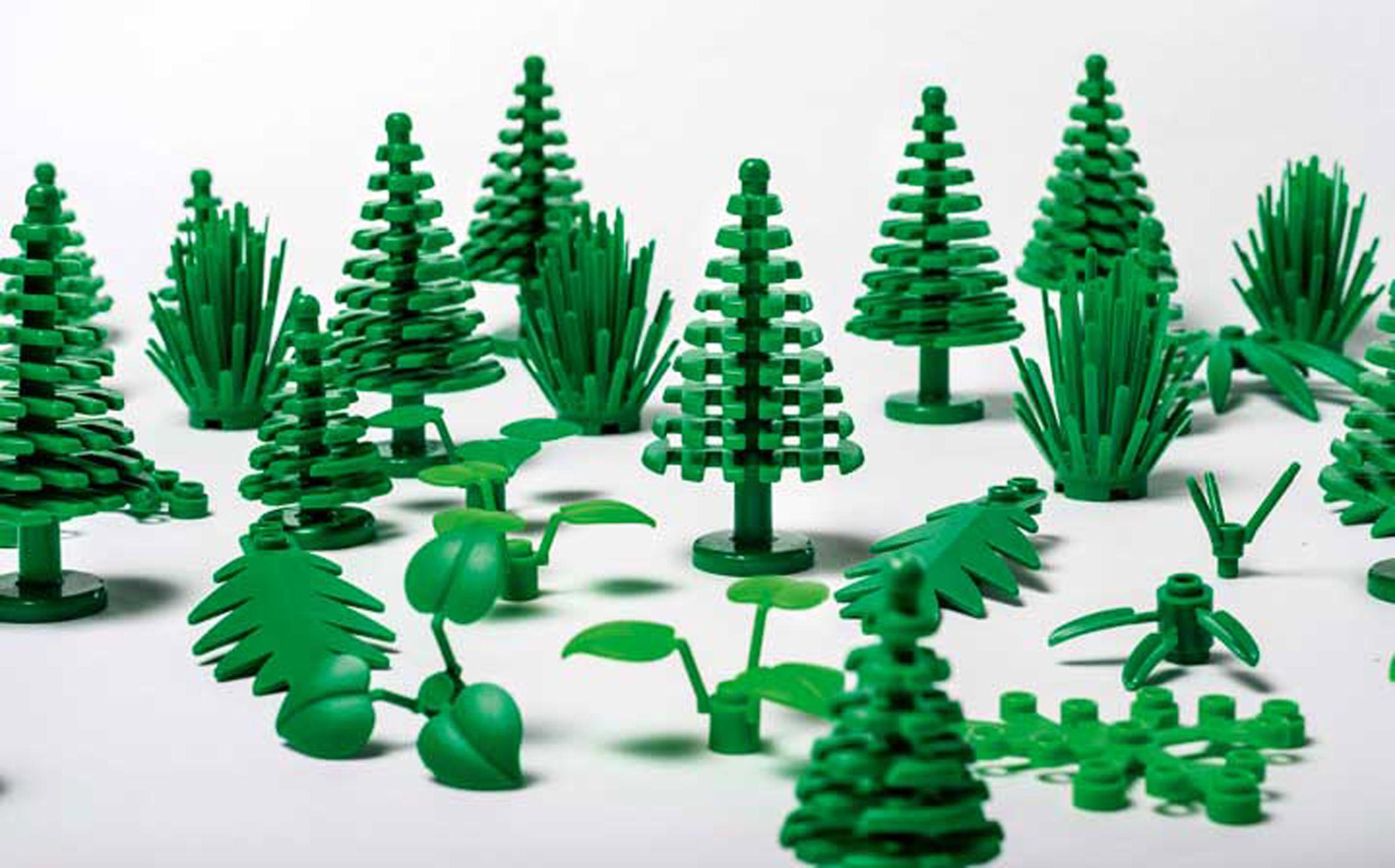 LEGO'nun sürdürülebilirlik programı