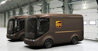 Elektrikli UPS Araçları