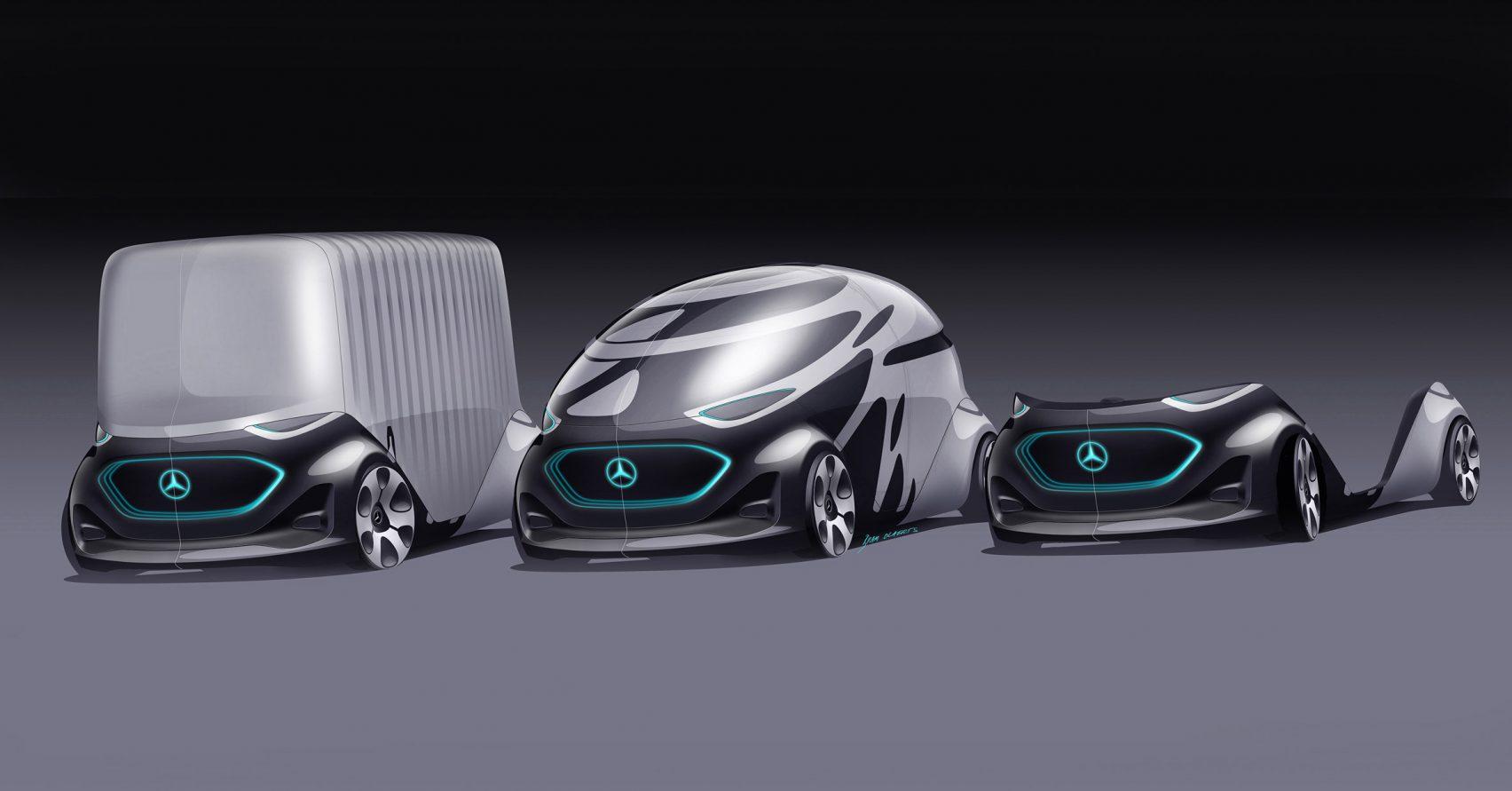 Dönüşebilen sürdürülebilir Otomobil