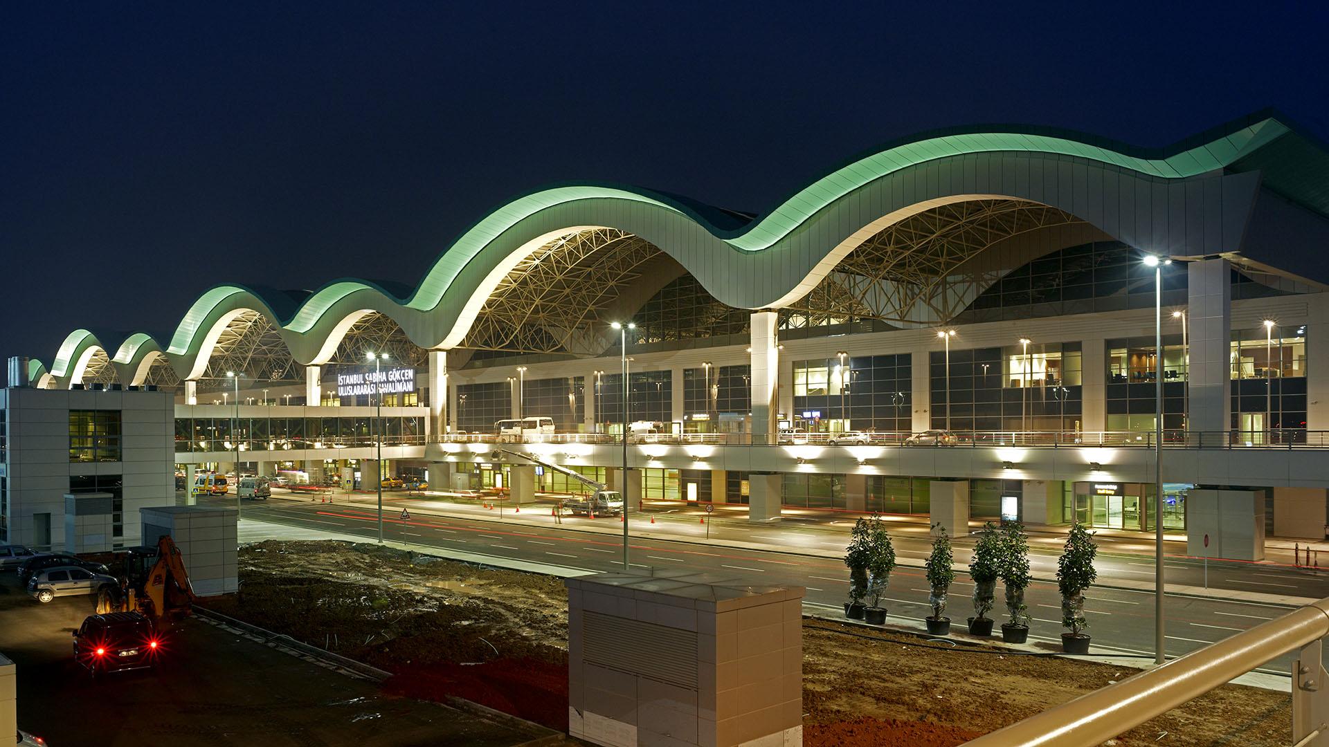 yeşil havaalanı