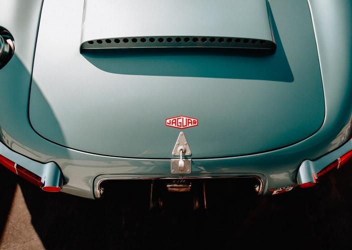 Jaguar elektrikli araba